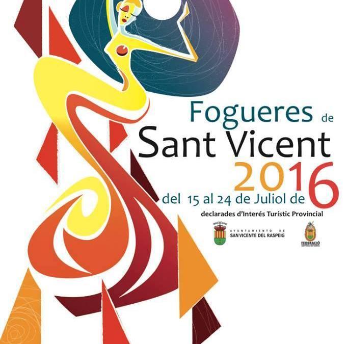 #FogueresSVR 2016 Hogueras San Vicente del Raspeig