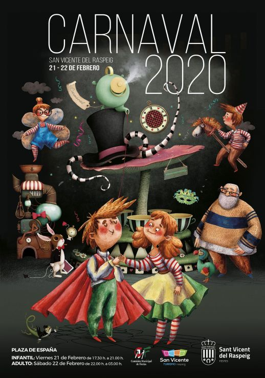 carnaval-san_vicente_del_raspeig-2020-cartel
