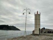 Baliza de la Bocana del puerto en RiIbadesella