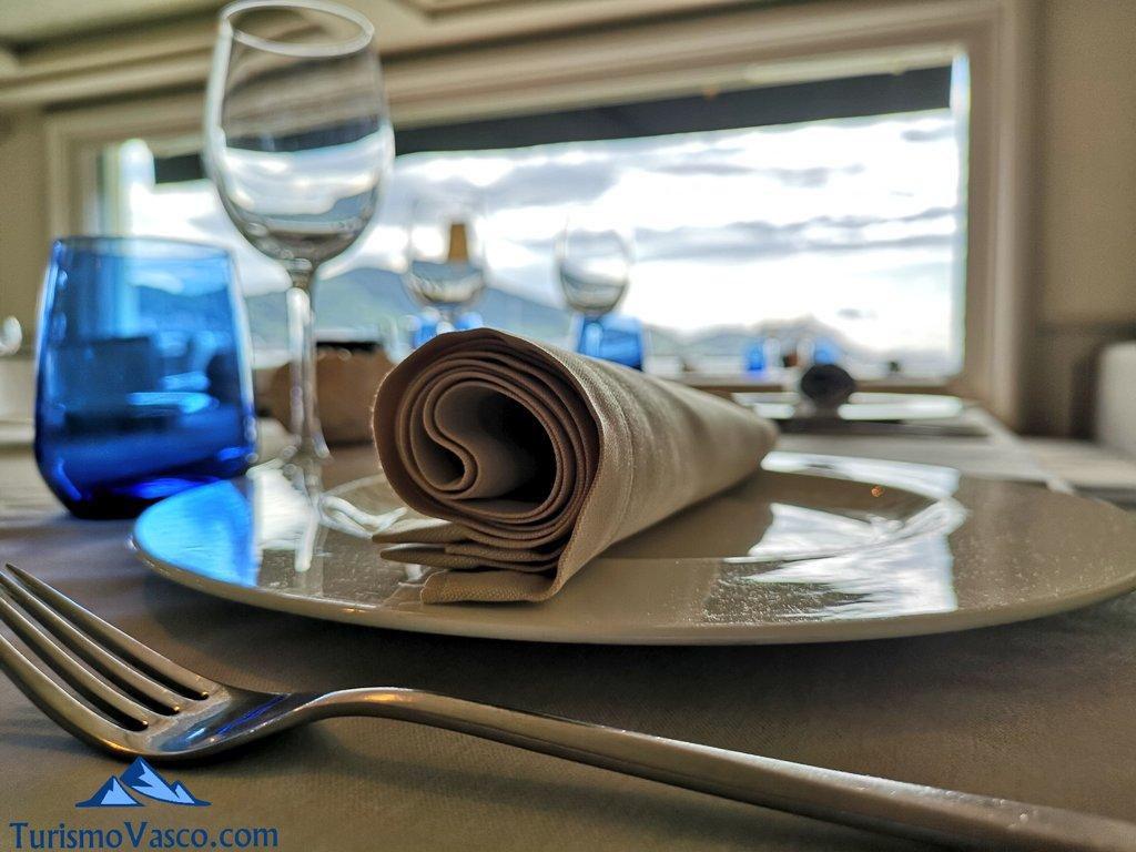 plato Taller de cocina con Javier Izarra  TurismoVascocom