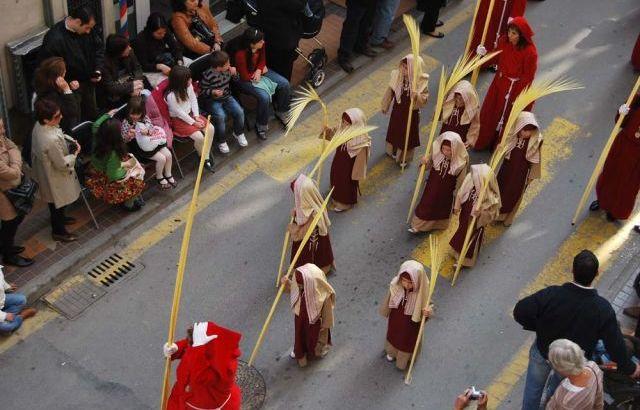 Cartagena (Murcia) – Domingo de Ramos