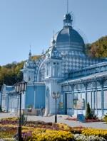 Пушкинская галерея в Железноводске