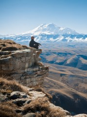 Плато Бермамыт - Русский Гранд каньон