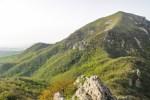 Круговая панорама с малого тау на Бештау