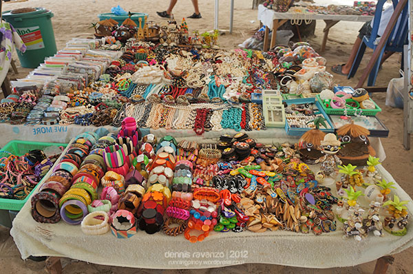 Boracay Souvenirs! (photo from runningpinoy.wordpress.com)