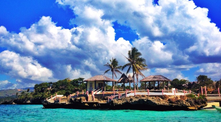Tambisaan Port, Boracay Island | Turista Boy