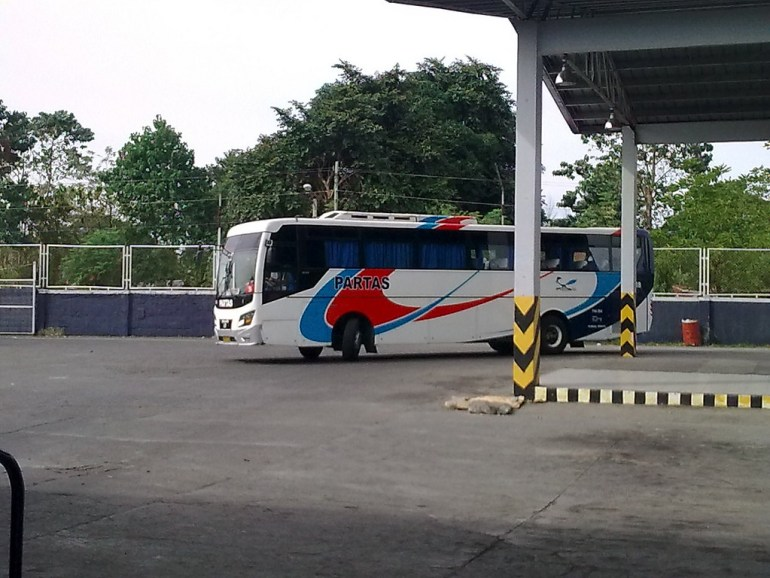 Partas Bus Lines (Laoag City Terminal)