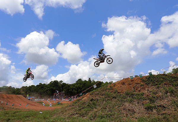 The Quirino Motocross Park