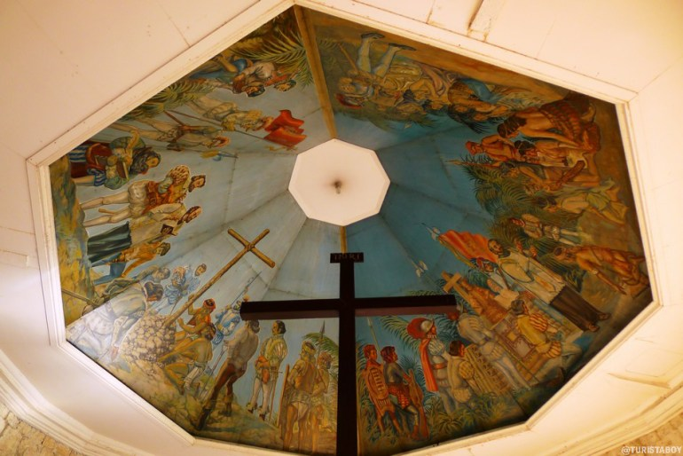 Magellan's Cross | Cebu Turista Boy