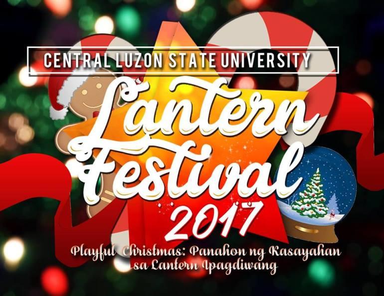 Central Luzon State University's Lantern Festival 2017 | Turista Boy