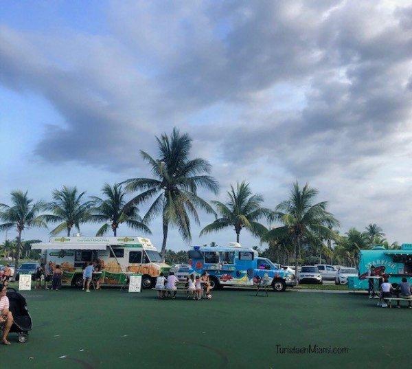Food Trucks Miami, camiones de comida