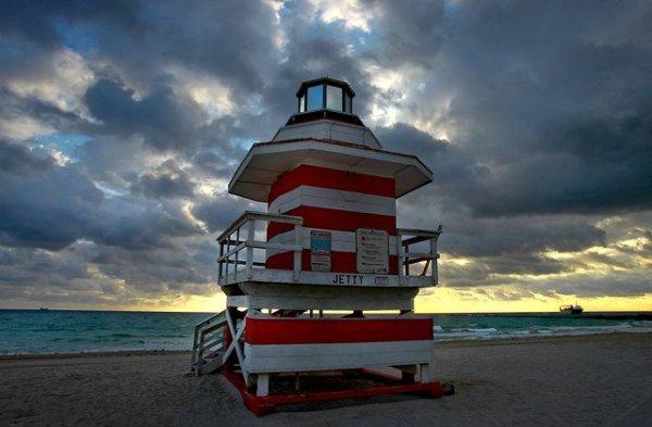 Miami Beach. Foto: VISIT FLORIDA by Patrick Farrell