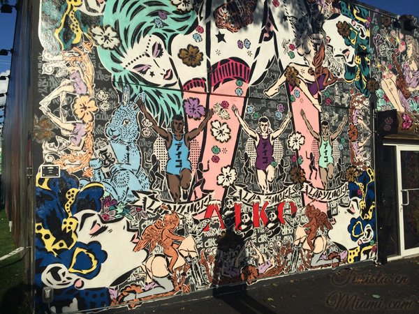 The Wynwood Walls, Miami