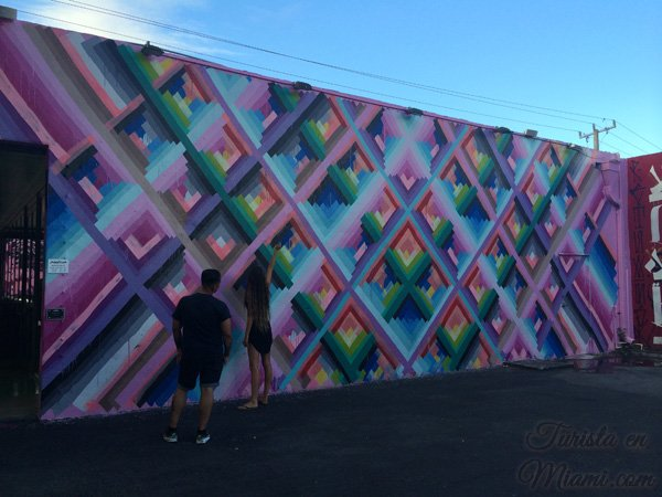 The Wynwood Walls, Miami