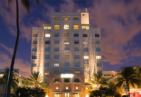 Hoteles en Miami Beach. Foto: M