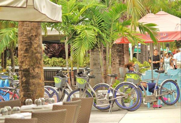 CitiBike, bicicletas en Miami Beach