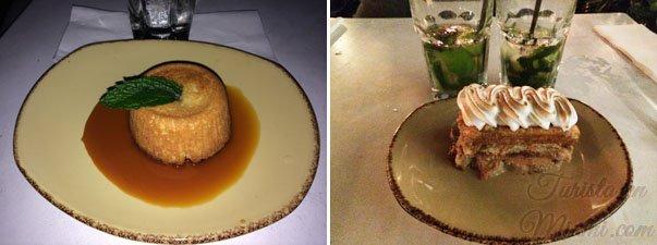 Coconut Upside-Down Cake