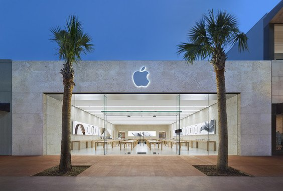 Apple Store Lincoln Road