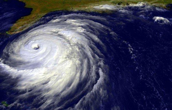 Tormenta tropical o huracán. Foto: usfsp.edu
