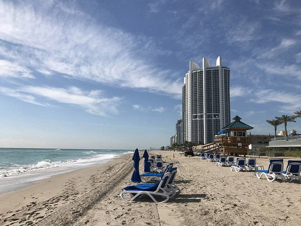 Sunny Isles Beach. Foto: Leandro Neumann Ciuffo
