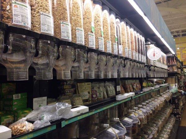 Mercado de orgánicos de Amazon, Whole Foods.