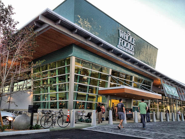 Mercado de orgánicos de Amazon, Whole Foods. Foto: Ines Hegedus-Garcia