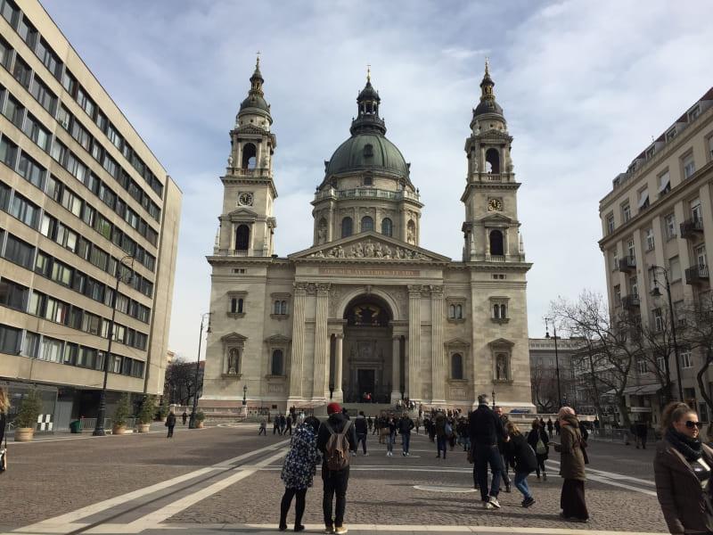 Basílica de Santo Estevão em Budapeste
