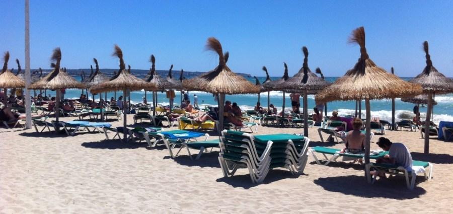 Playa de Palma - Palma de Maiorca