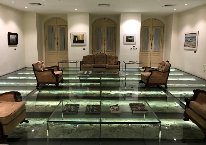 Visita guiada ao Palácio Guanabara: Sala Pé de Moleque
