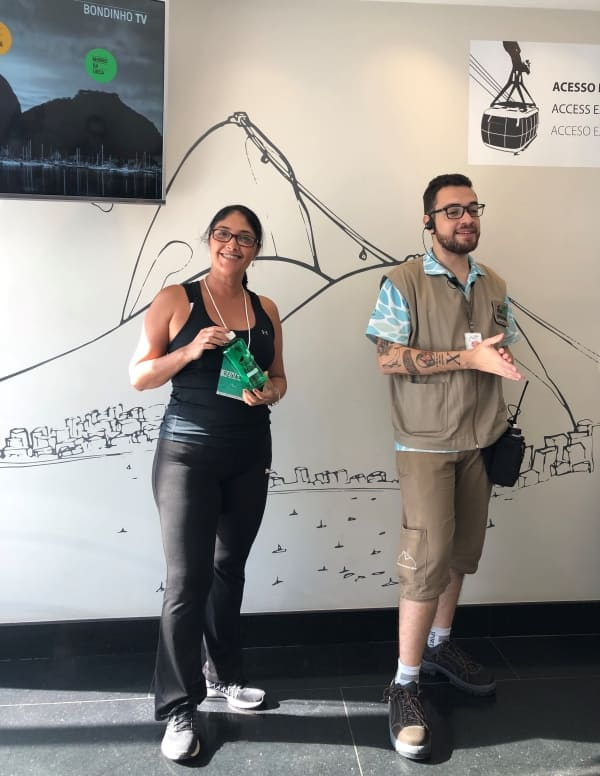Tour Ecológico do Pão de Açúcar: lounge
