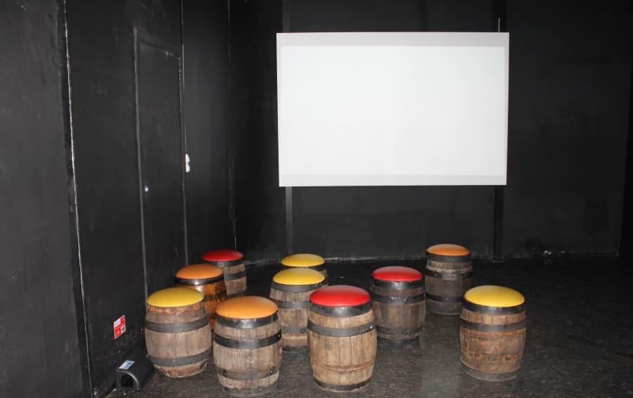 Vídeo introdutório no tour da Cervejaria Bohemia