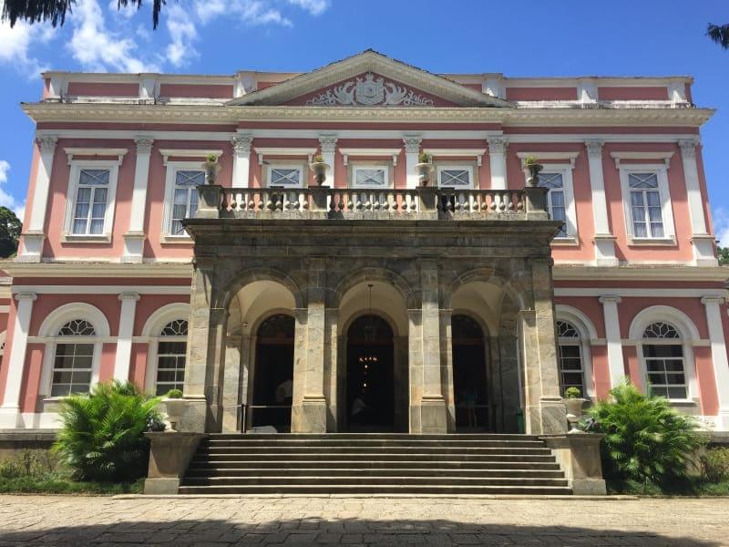 Petrópolis em bate e volta: Museu Imperial.
