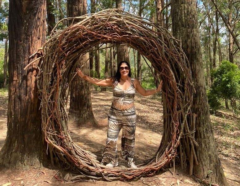 O que fazer em Vassouras: Jardim Ecológico Uaná Etê