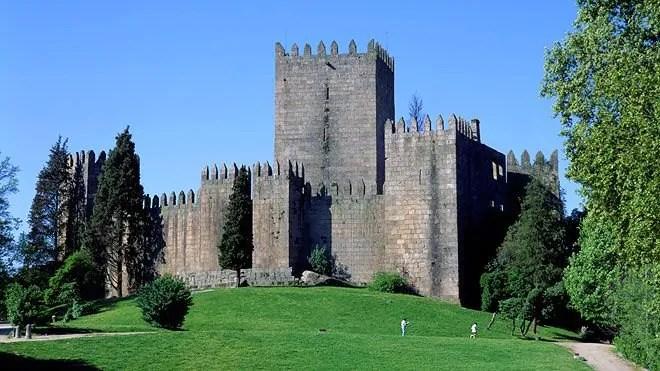 Visita rápida em Guimarães - Portugal