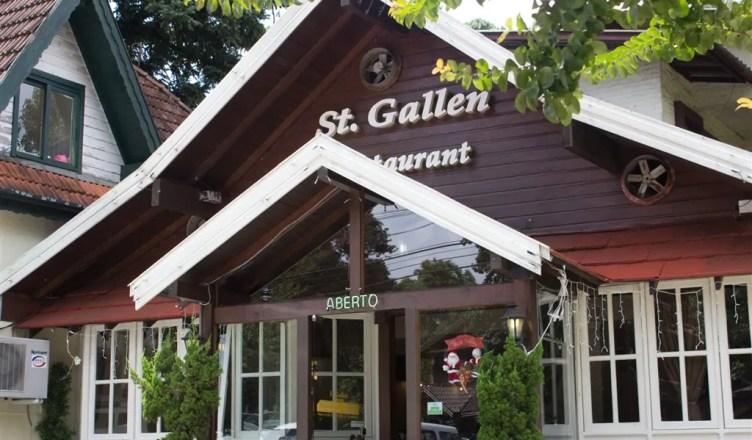 Sequência maravilhosa de Fondue no St. Gallen (Gramado – RS)