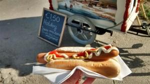 Hot Dog em Kinderdijk