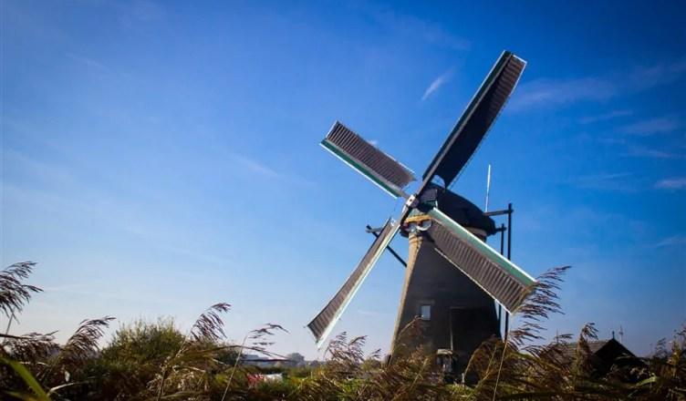 moinhos de Kinderdijk