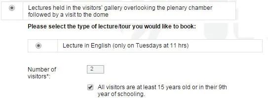 reich 2 Como agendar a visita ao Reichstag?