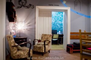 3 noites no Ahoy Hostel Prague