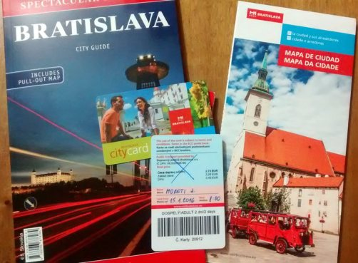 bratislava card O Bratislava Citycard vale a pena?