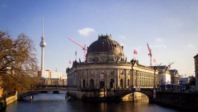 Visitando o Bode Museum em Berlim
