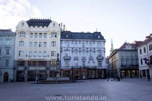 Como chegar e o que fazer em Bratislava