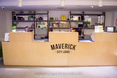 Hostel Maverick City Lodge em Budapeste