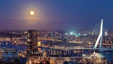 O que fazer em Roterdam