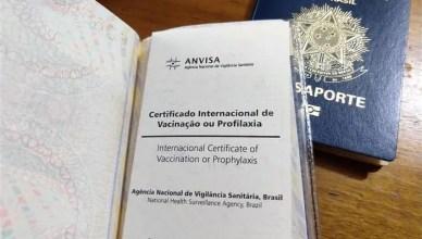 Como tirar o certificado internacional de vacinação contra a febre amarela