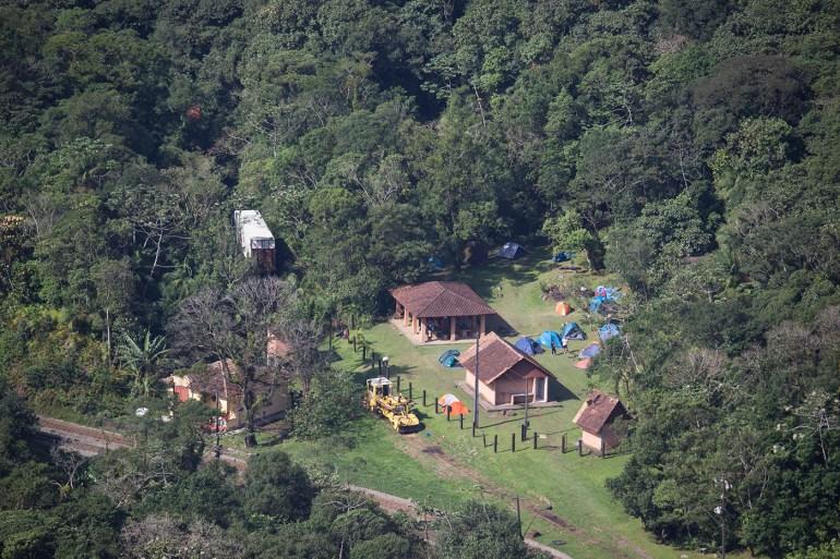Camping no Conjunto Marumbi Morretes