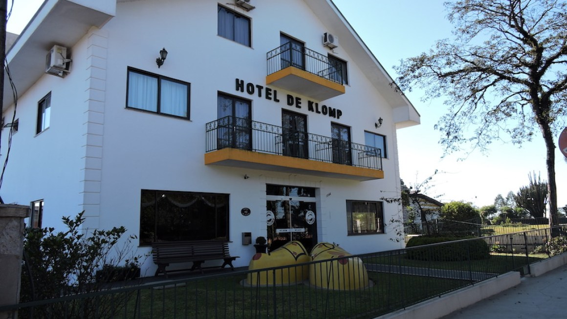 Onde dormir em Carambeí: Review do Hotel De Klomp