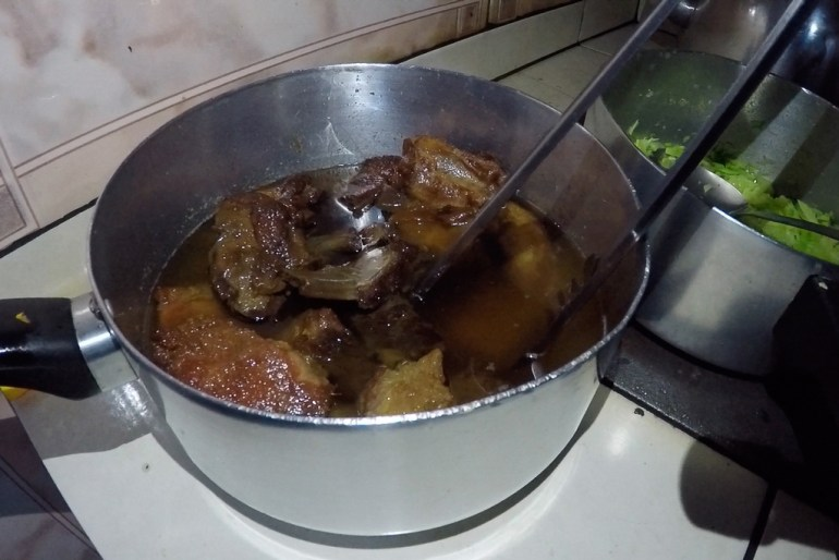 Porco na Lata em Faxinal
