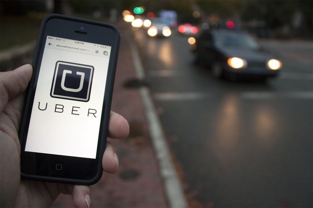 Uber em São Paulo