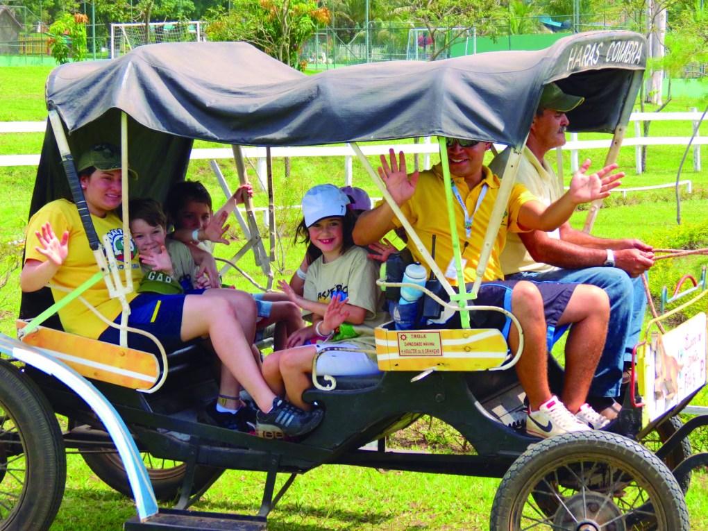 Hotel Fazenda Brotas Eco Resort 8